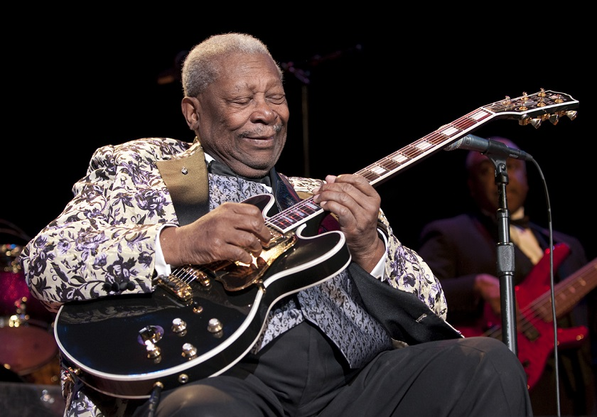 BB King Homicide Investigation for the Legend of the Blues