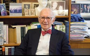 Eric Kandel biography, married, wife, denise bystryn